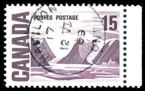 CANADA 463vi  Used (ID # 85448)