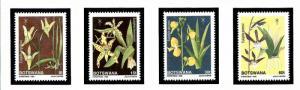 Botswana 464-67 MNH 1989 Christmas