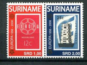 Surinam   2005 set  Mint VF NH -  Lakeshore Philatelics