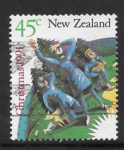 New Zealand Used  [9292]