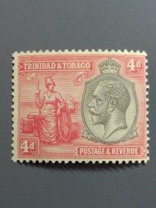 Trinidad & Tobago 32  F-VF MVLH. Scott $ 4.75