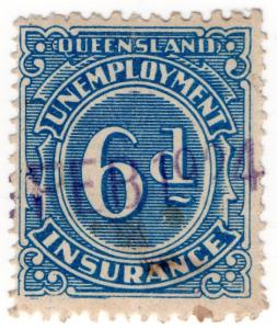 (I.B) Australia - Queensland Revenue : Unemployment Insurance 6d