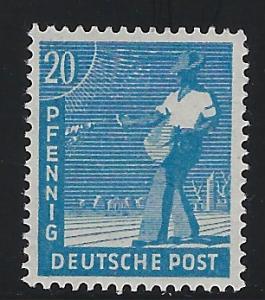 Germany AM Post Scott # 564, mint nh