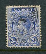 St Vincent #122 Used
