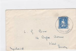 ireland stamps cover ref 12944