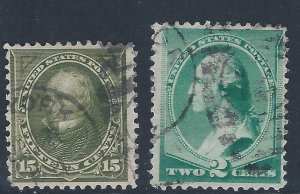 U.S. #227,213 SCV $25.60 STARTS AT A LOW PRICE!