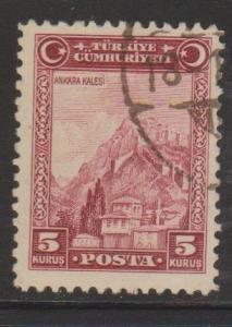 Turkey Sc#690 Used