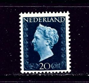 Netherlands 292 MH 1947 issue  #2