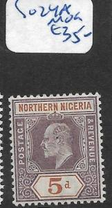 NORTHERN NIGERIA (P1309B) KE 5D  SG24A   MOG