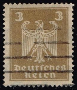 Germany #330 Eagle; Used (0.40)