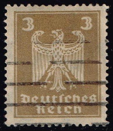 Germany #330 Eagle; Used (0.40)