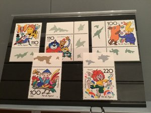Germany 1998 Children's Cartoons mint never hinged Stamps R23206