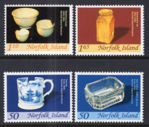 Norfolk Island 841-844 MNH VF