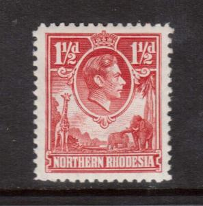 Northern Rhodesia #25 VF Mint
