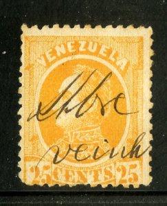 VENEZUELA 71 USED SCV $7.25 BIN $2.75