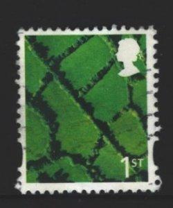 Northern Ireland Sc#18 Used