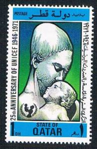 Qatar 267 MLH Mother and child 1971 (BP29811)