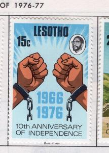 Lesotho MH Scott Cat. # 215