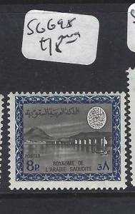 SAUDI ARABIA (PP0102B)  SG 698     MOG
