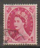Great Britain SG 525 Used