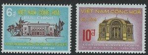 Viet Nam Scott 383-384 MVLH!