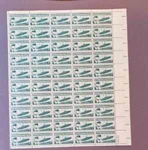 1091, International Naval Review, Mint Sheet, CV $13