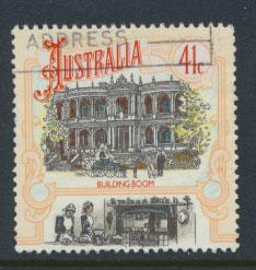 Australia SG 1264  Used  - colonial development