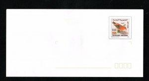 2001- 2003- Tunisia- Postal stationary- birds