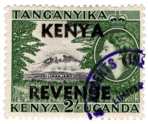 (I.B) KUT Revenue : Kenya Duty 2/-