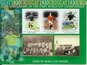 World Cup, 75th Anniv (TUVA05005)*