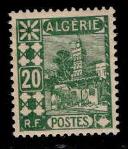 ALGERIA Scott 39 MH* stamp