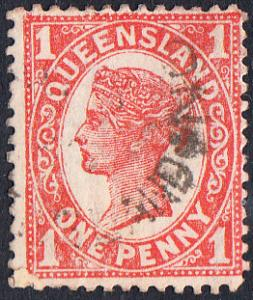 Queensland #113 Used