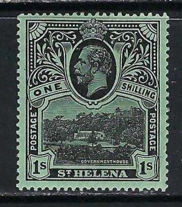 ST. HELENA 68 MNH Z6-124