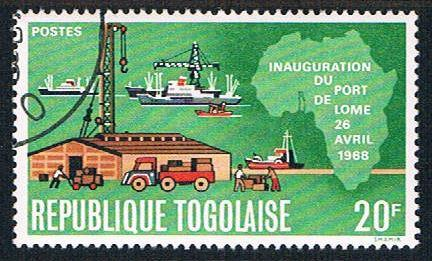 Togo 643 Used Ships (BP1244)