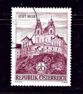 Austria 702 Used 1963 issue