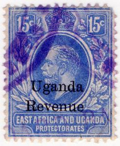(I.B) KUT Revenue : Uganda Duty 15c