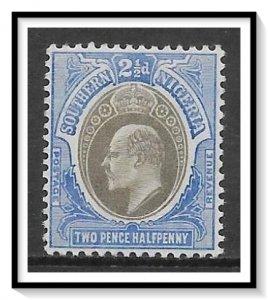 Southern Nigeria #13 Edward VII MNH