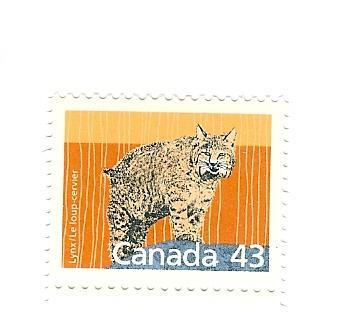 Canada, 1170, Lynx Single, MNH