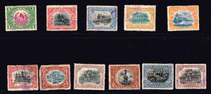Guatemala STAMP USED STAMPS COLLECTION LOT