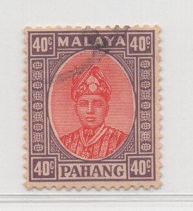 Malaya Pahang - 1935 - SG 42 - Used