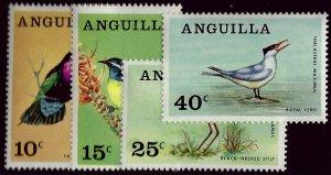 Anguilla #36-39 MNH VF SC$7.00....Grab a Bargain!