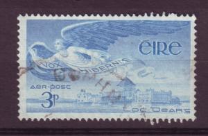 J11500 JL stamps 1948-65 ireland used #c2 hv of set
