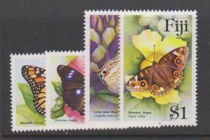 Fiji Sc#523-526 MLH