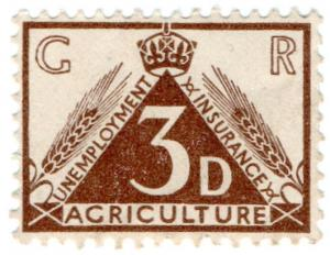 (I.B) George V Revenue : Agricultural Unemployment Insurance 3d