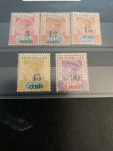 Seychelles 22-6 H