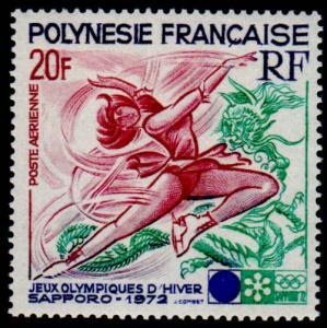 FRENCH POLYNESIA C84  Mint (ID # 67949)