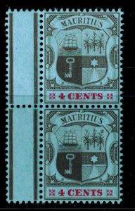 Mauritius 131 MNH PR VF nice bright color