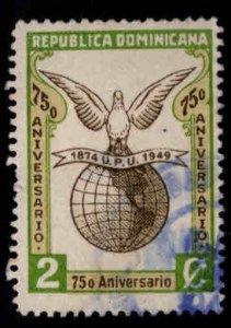 Dominican Republic Scott 434 Used stamp