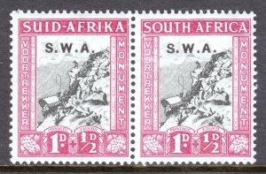 South West Africa - Scott #B2 - MH - SCV $4.00