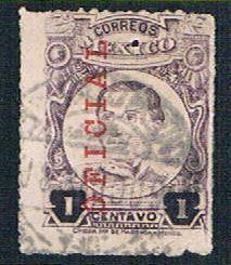 Mexico O113 Used Ignacio Zaragoza (BP89)